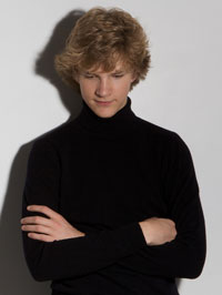 Jan Lisiecki by Andras Schram