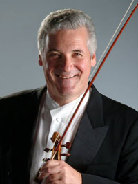 Pinchas Zukerman by Paul Labelle