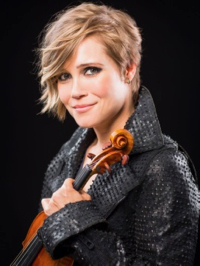Leila Josefowicz by Chris Lee