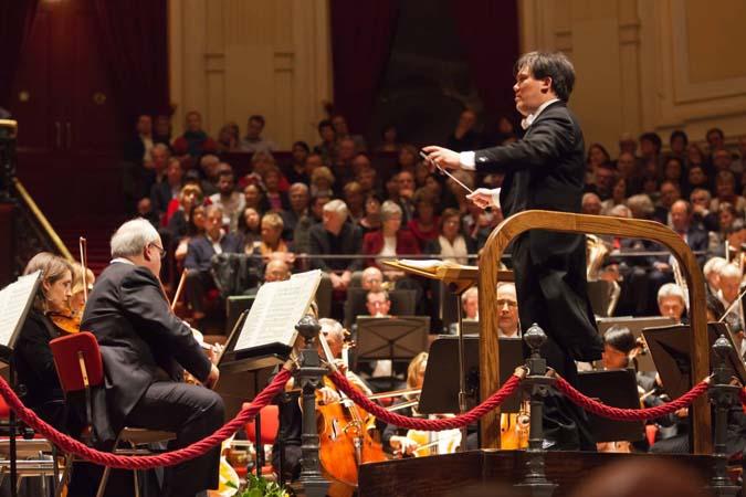 Concerts in the Concertsgebouw