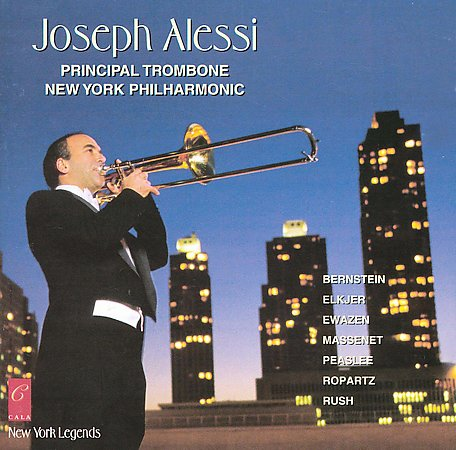 Joseph Alessi New York Legends