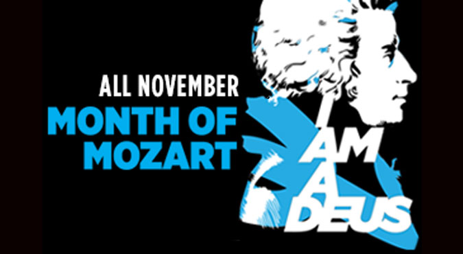 WQXR Month of Mozart