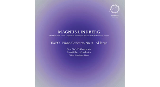 Lindberg CD cover