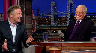 Alec Baldwin David Letterman thumb