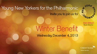 Young New Yorkers Winter Benefit