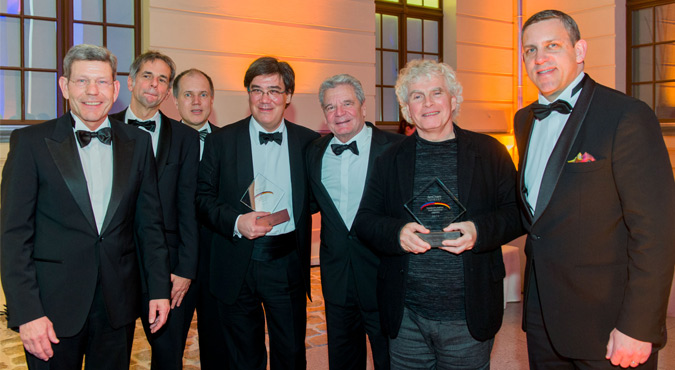 AmCham Transatlantic Partnership Award