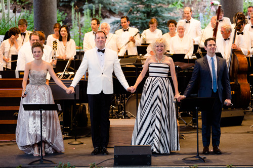 PHOTOS: Broadway Night with the Philharmonic | What's New