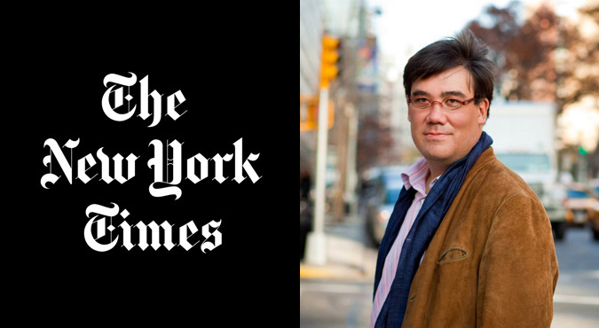 New York Times NY Philharmonic Alan Gilbert