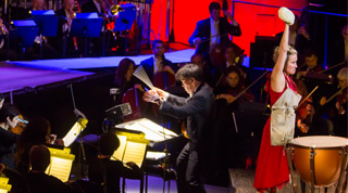 Alan Gilbert Conducts NY Philharmonic's