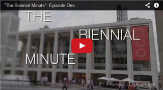 The Biennial Minute NY Philharmonic