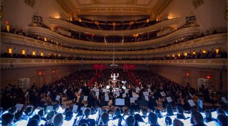 Alan Gilbert NY Philharmonic Carnegie Hall