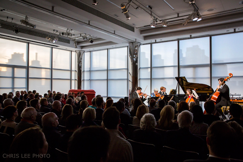 Mehta Fellows Chamber Concert NY Philharmonic