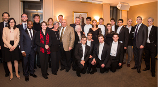 Zarin Mehta Fellows NY Philharmonic