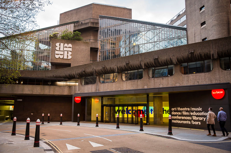 "<b>London, April 17, 2015, 2:44PM:</b> London's renowned Barbican Centre is the New York Philharmonic's home for the next three days. The Orchestra is completing its second residency at the Barbican Centre under the auspices of its International Associates initiative, this time showcasing the Philharmonic's signature projects. In addition to giving three concerts of wide-ranging 20th- and 21st-century works, there will be what Philharmonic President Matthew VanBesien describes as a ""comprehensive series of informative and inspiring education activities…. The combination of performance and classroom activity is a model of how music can strengthen ties across borders."" All photos by Chris Lee."