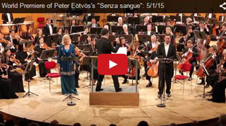 EUROPE / SPRING 2015 tour New York Philharmonic