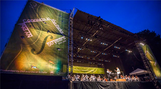 NY Philharmonic Joshua Bell Central Park Concerts in the Parks