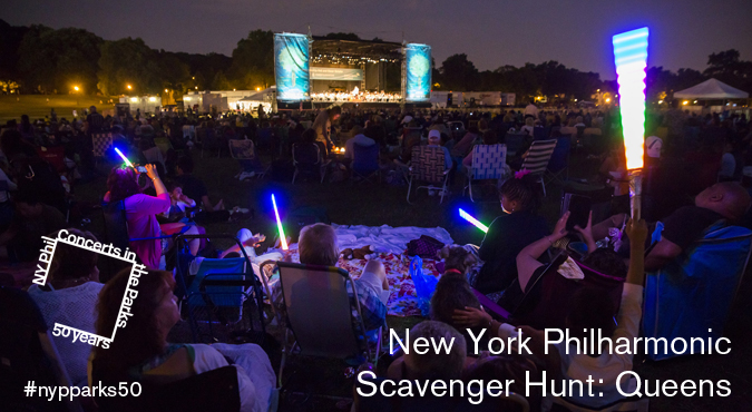 Concerts in the Parks New York Philharmonic