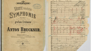 NY Philharmonic Digital Archives Mahler Bruckner
