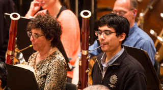 New York Philharmonic Global Academy Zarin Mehta Fellows Music Academy of the West