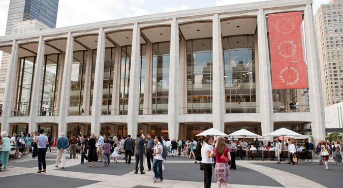 5dcb40c0a9f6 David Geffen Hall New York Philharmonic