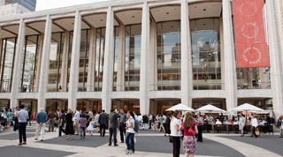 David Geffen Hall New York Philharmonic