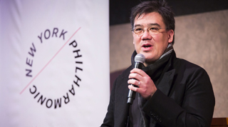 Alan Gilbert New York Philharmonic