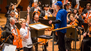 NY Philharmonic Kansas City Joyce DiDonato World Series