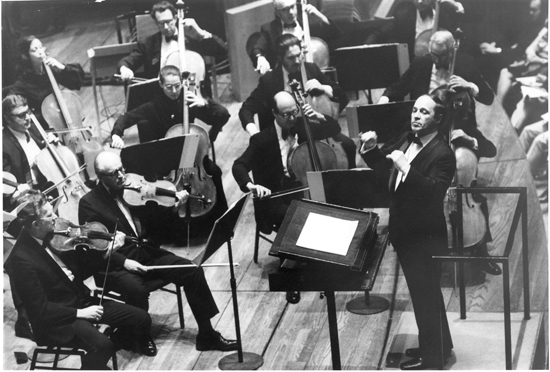 Pierre Boulez and the New York Philharmonic