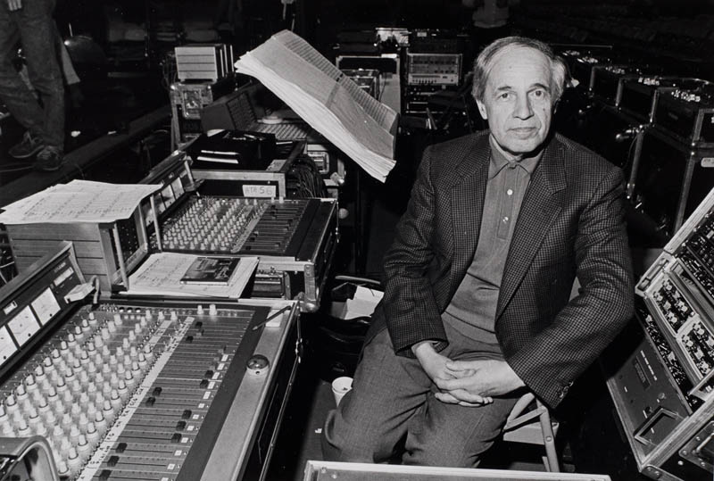Boulez returned to the Philharmonic in 1986 for a 14-event series highlighting his work as conductor, composer, and leader of the Ensemble Intercontemporain.