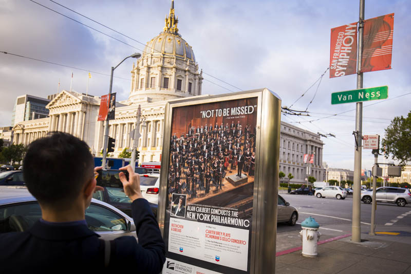 "<b>San Francisco, Friday, May 6, 2016, 7:01PM:</b> ""Not to be missed,"" the newspaper of record <em>(The New York Times)</em> says of the New York Philharmonic, performing two concerts in San Francisco on the heels of SoCal performances in Costa Mesa and San Diego during the CALIFORNIA 2016 tour, made possible by the generosity of Exclusive Tour Sponsor Credit Suisse. Photos by Chris Lee."