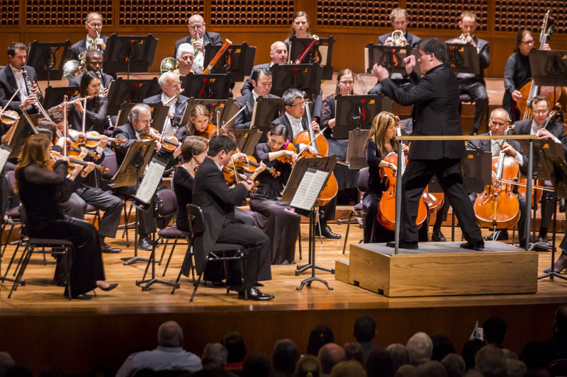 "<b>San Francisco, Friday, May 6, 2016, 8:21PM:</b> ""There was no doubt that we were in for some bold, brawny music-making. And the orchestra didn't disappoint. Friday's concert … put the most persuasive imaginable spin on the Philharmonic's trademark sound. That meant rhythms that were brisk and clipped, backed with enough sonic heft to create a daunting, fearless strut. It meant big banks of orchestral sound,"" writes the <em>San Francisco Chronicle</em> in its rave review of the Philharmonic in music by Sibelius and Beethoven."