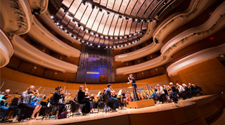 NY Philharmonic California