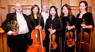 New York Philharmonic Musicians at Guild Hall
