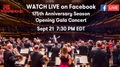 NY Philharmonic The New World Initiative Dvorak Facebook Live