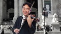 New York Philharmonic Concertmaster Frank Huang
