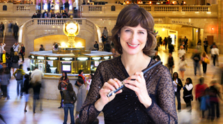 Mindy Kaufman New York Philharmonic