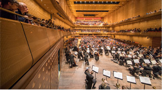 NY Philharmonic Europe Tour Antwerp