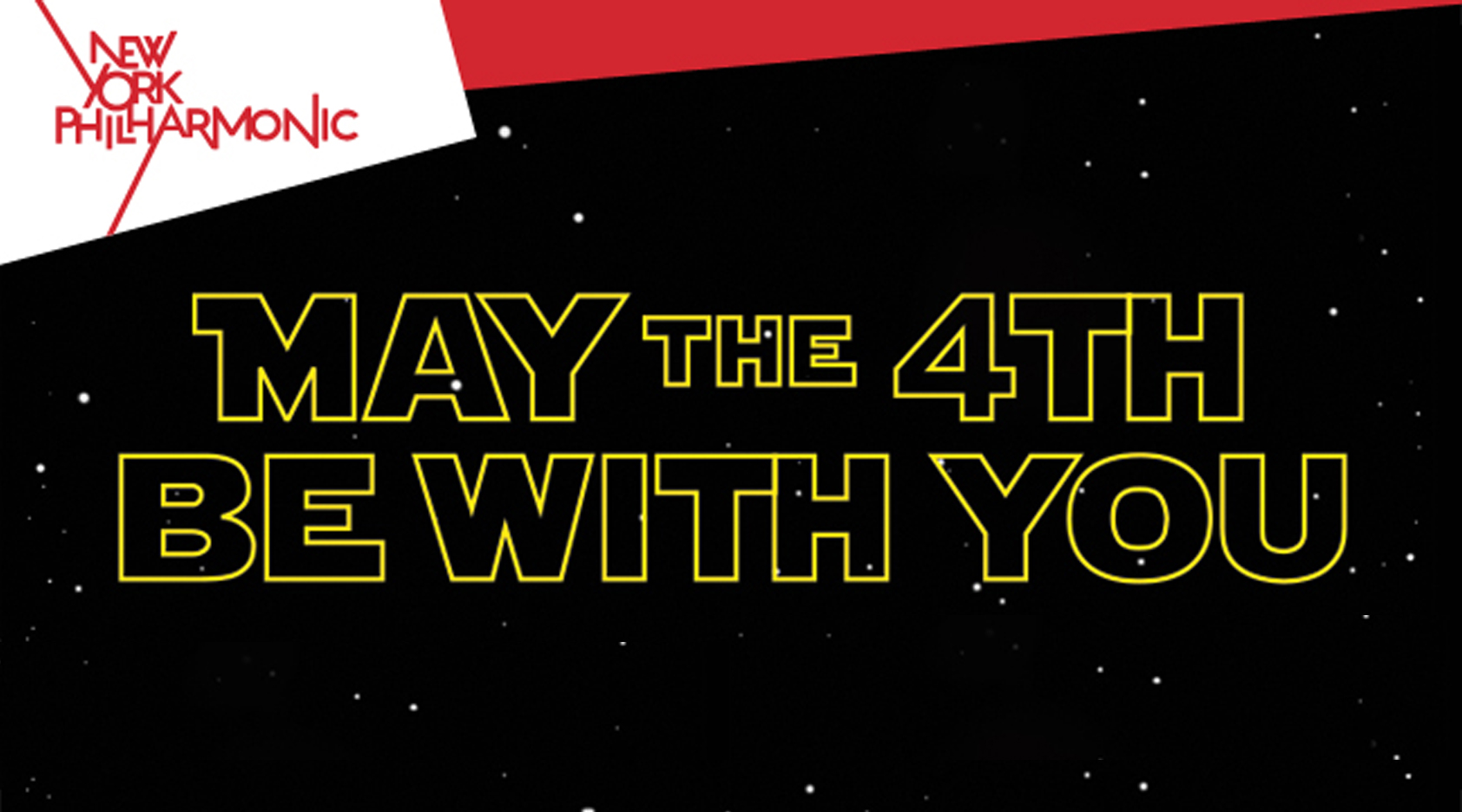 The Philharmonic will celebrate Star Wars Day by giving Star Wars fans who  come to the David Geffen Hall Box Office early access to tickets for the ... f3c3bb06bf