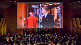 NY Philharmonic Breakfast at Tiffany's Audrey Hepburn Spring Gala