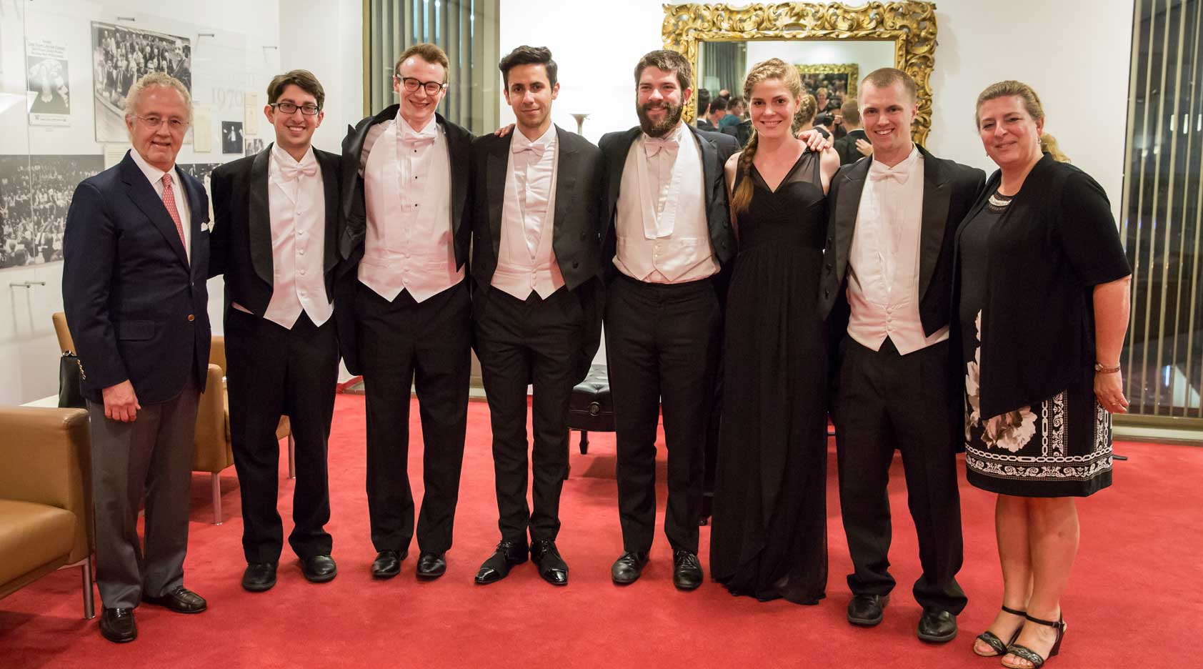 shepherd school of music fellows conclude immersion with new york