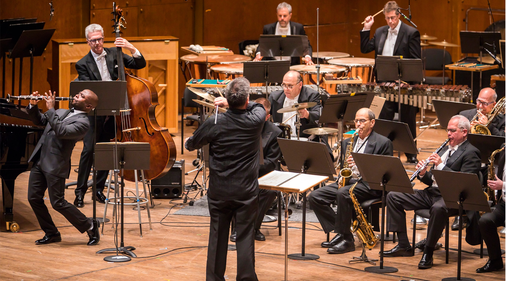 In the Swing of the Bernstein Festival | What\'s New: Latest News and ...