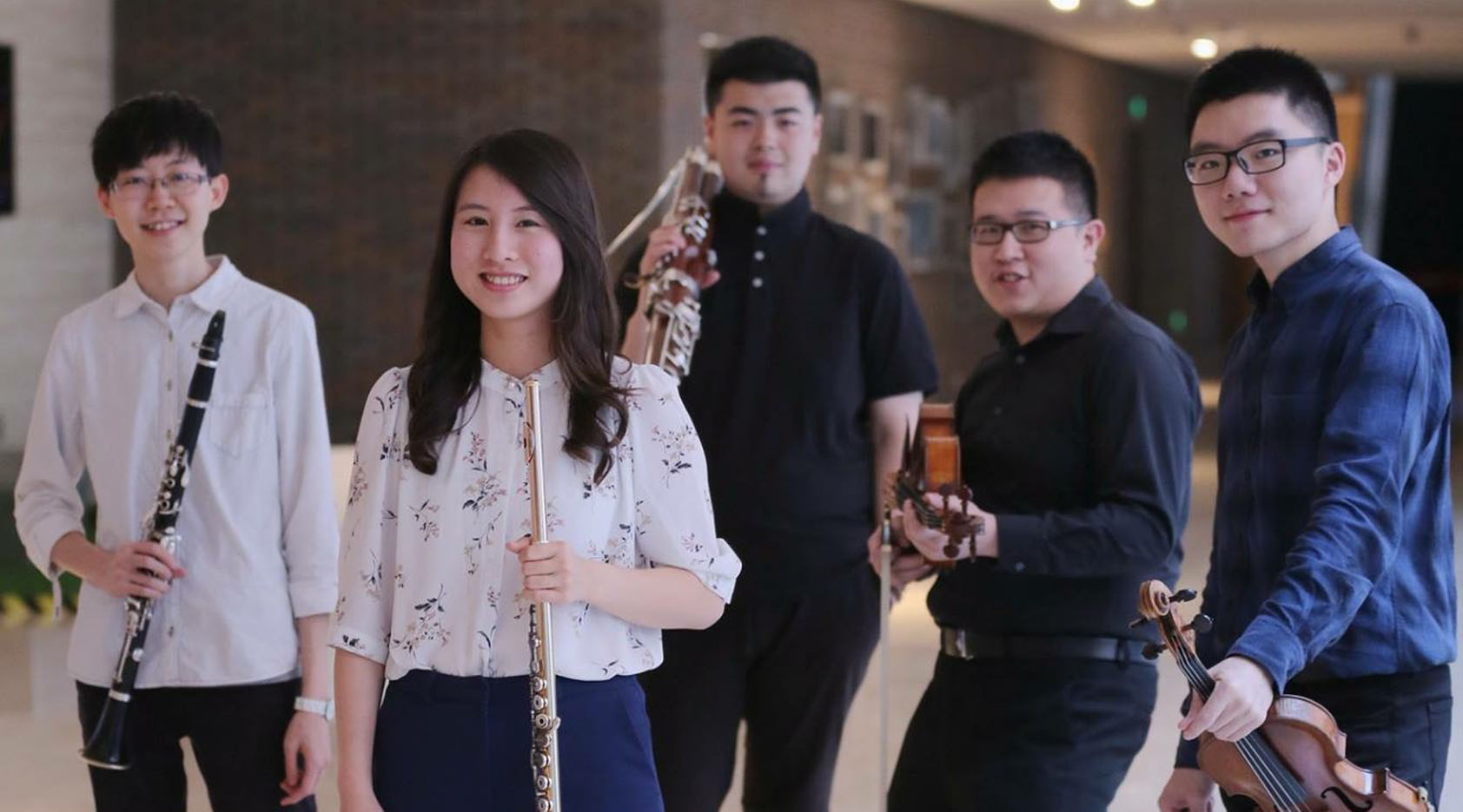 9f292f25a3dd 2018 Zarin Mehta Fellows from Shanghai Orchestra Academy Named ...