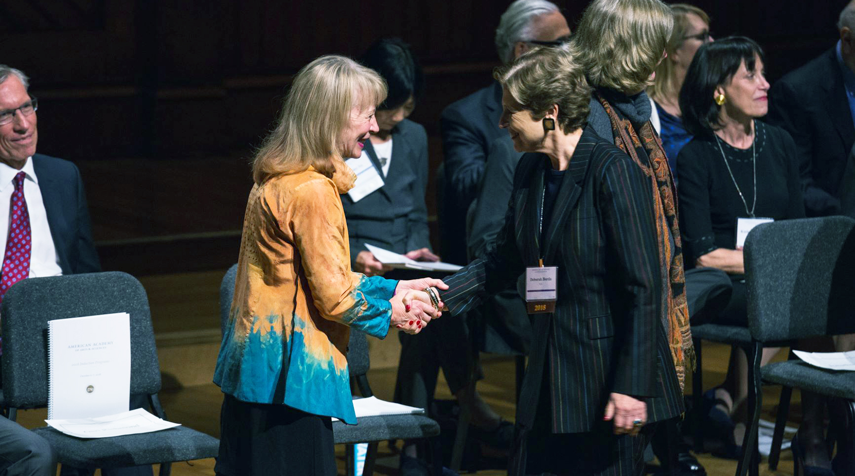 President And Ceo Deborah Borda Inducted Into American Academy Of