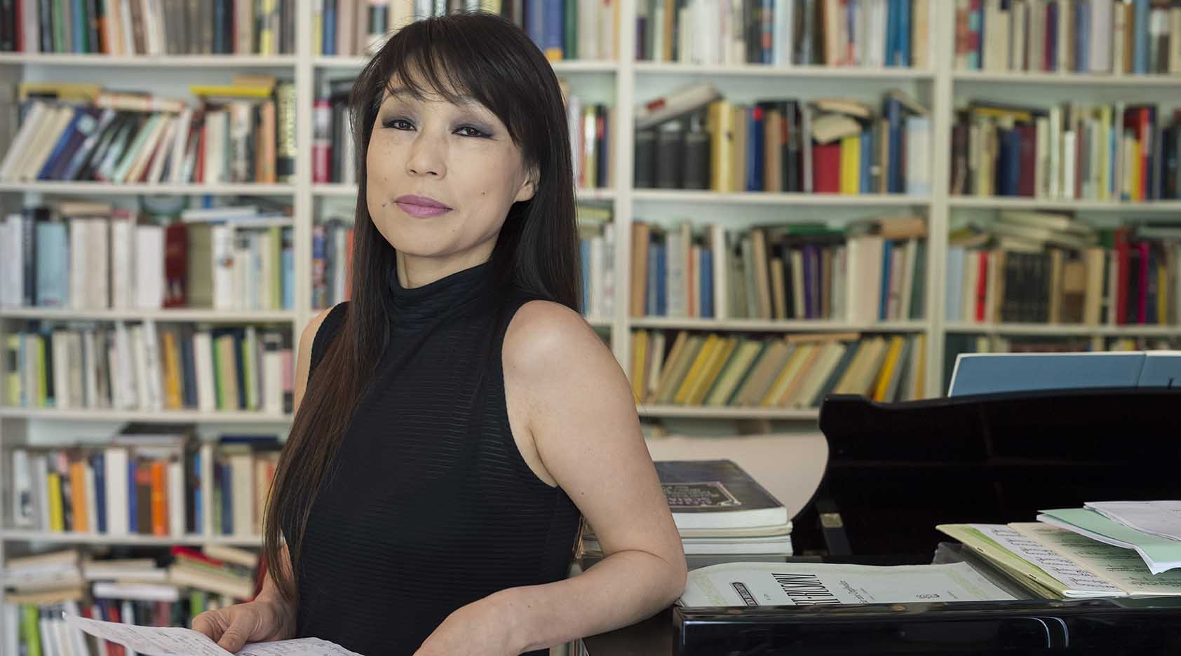41ff71b43eb76 N.Y. Philharmonic's Kravis Prize for New Music Awarded to Unsuk Chin ...