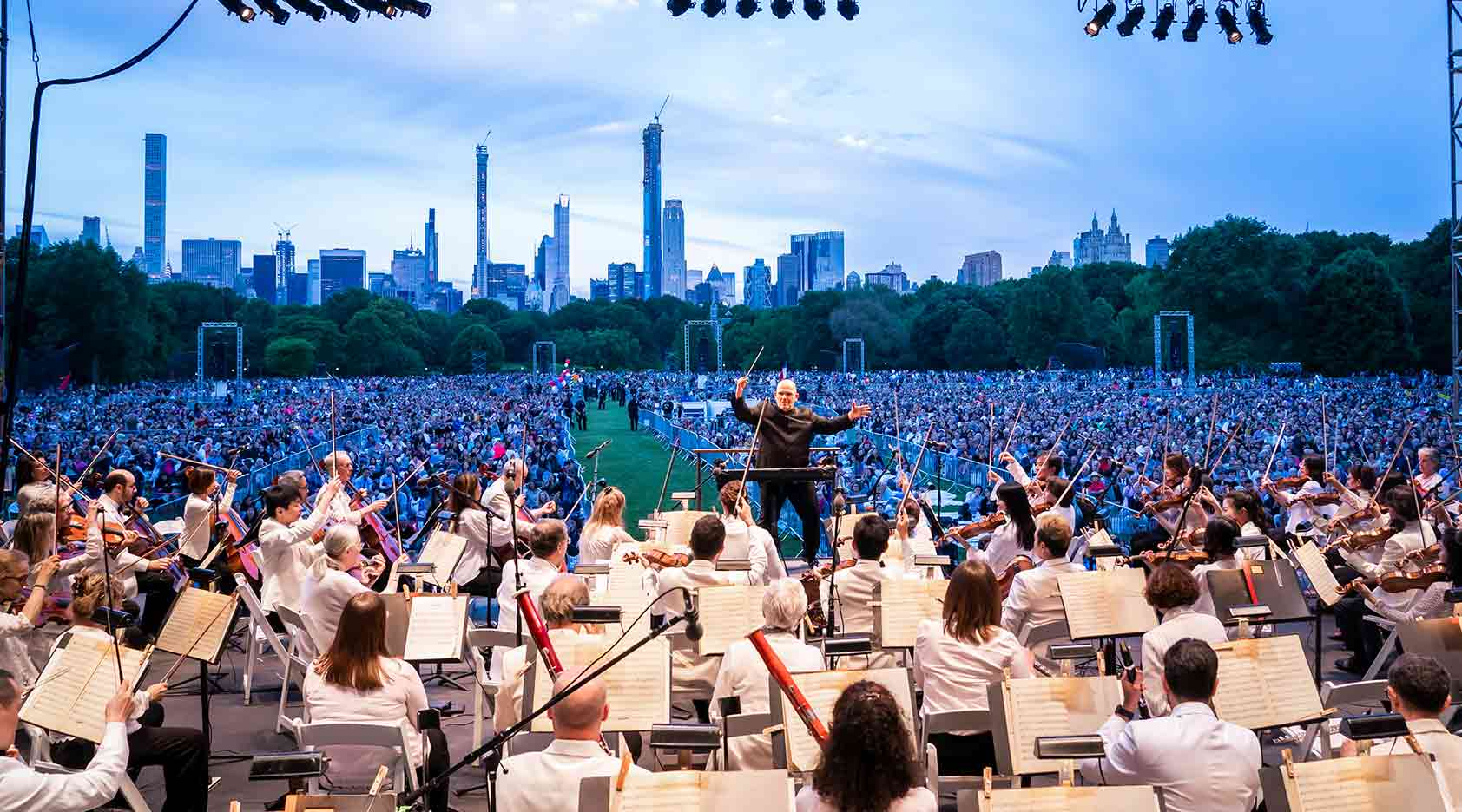 12c87018 PHOTOS: 2019 Concerts in the Parks | What's New: Latest News and Stories  About The New York Philharmonic