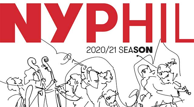 New York Philharmonic 2020–21 season graphic