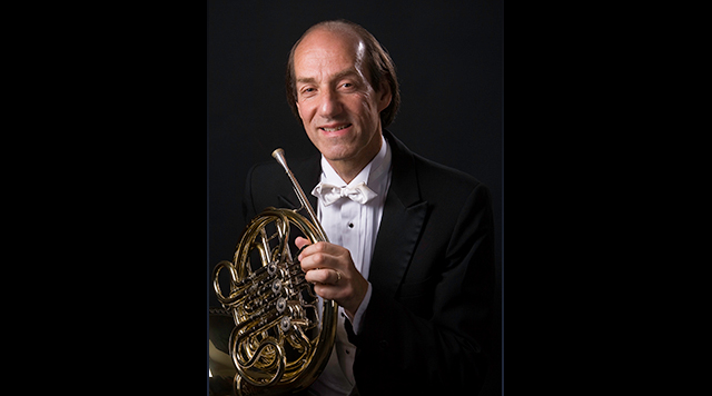 New York Philharmonic horn Howard Wall, The Ruth F. and Alan J. Broder Chair, retiring in 2020