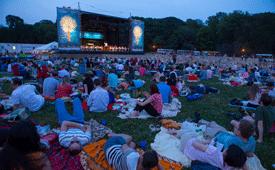 Prospect Park Free Concerts 2012