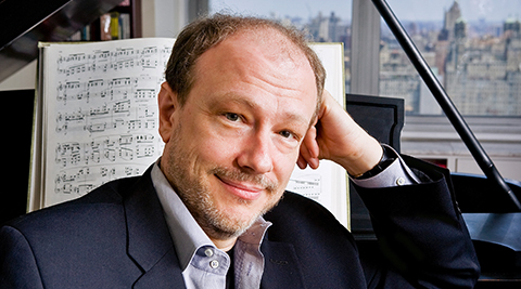N.Y. Philharmonic with Marc-André Hamelin