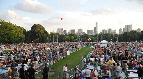 Concerts in the Parks - Central Park